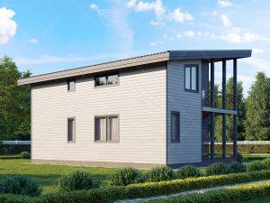 Проект-дома-Д-107-Внешний-вид-2