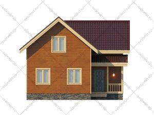 Проект-дома-Д-111-Фасад_1