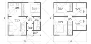 Проект-дома-Д-111_Планировка