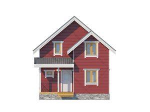 Проект-дома-Д-114-Фасад_1