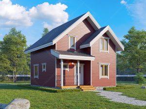 Проект-дома-Д-114-Внешний-вид-1
