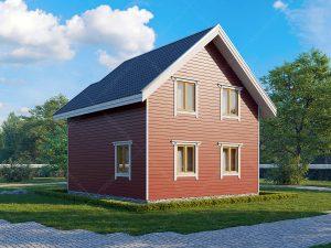 Проект-дома-Д-114-Внешний-вид-2