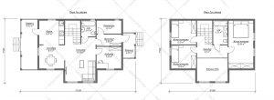 Проект-дома-Д-131-Планировка-2-варинат-(второй-свет)