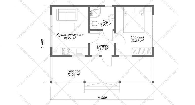 Проект-дома-СД-2-Планировка