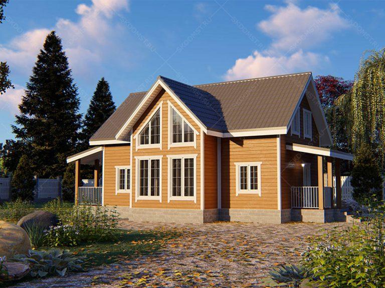 Проект-дома-Д-131-Внешний-вид-1