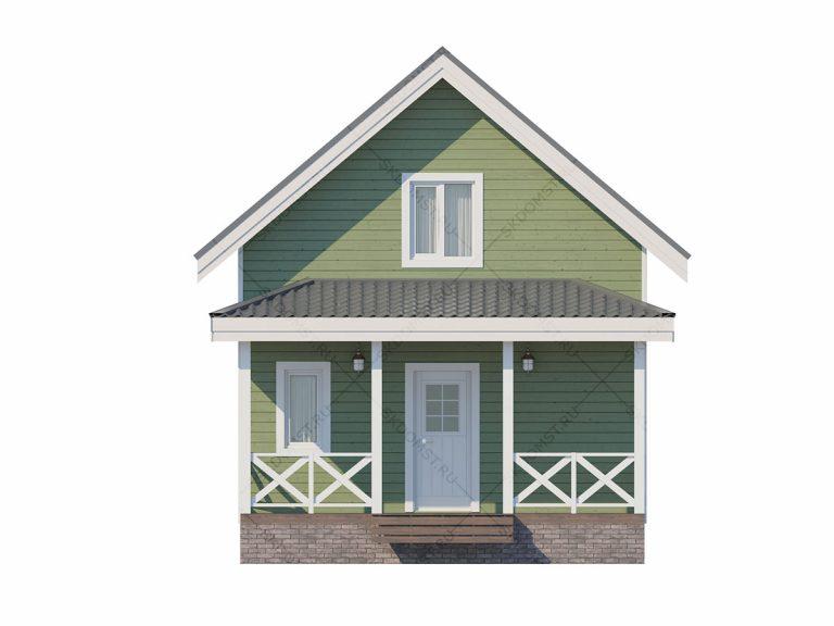 Проект-дома-Д-110-Фасад_1