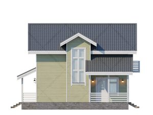 Проект-дома-Д-117-Фасад_1