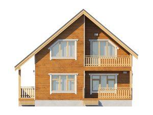 Проект-дома-Д-119-Фасад-1