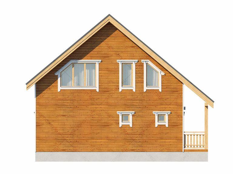Проект-дома-Д-119-Фасад-3