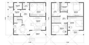 Проект-дома-Д-119-Планировка