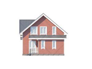 Проект-дома-Д-120_Фасад_4