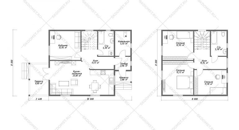 Проект-дома-Д-120_Планировка
