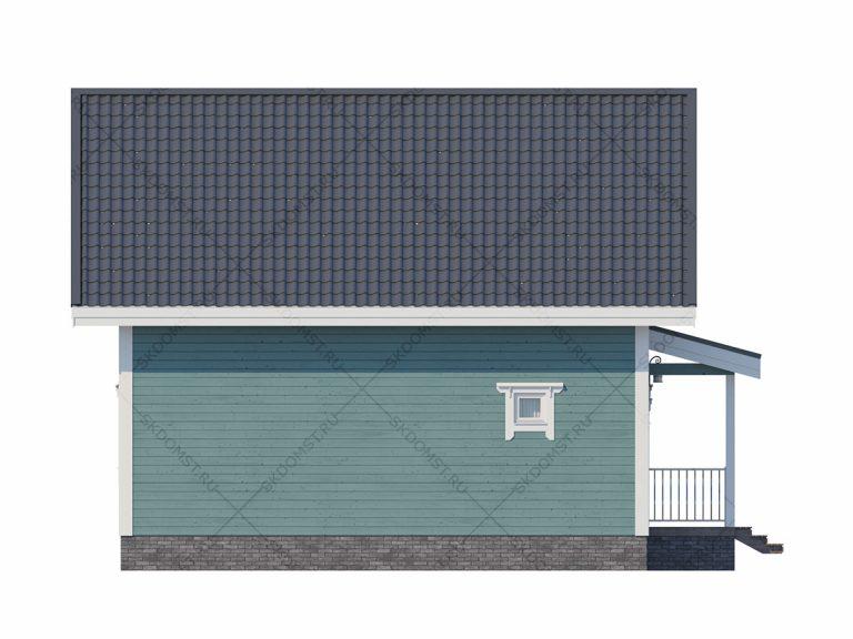 Проект-дома-Д-124_Фасад_3