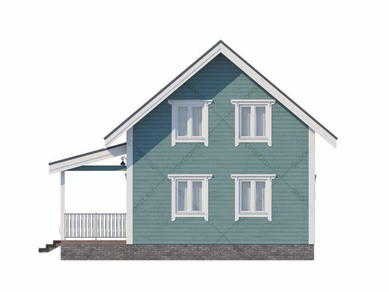 Проект-дома-Д-124_Фасад_4