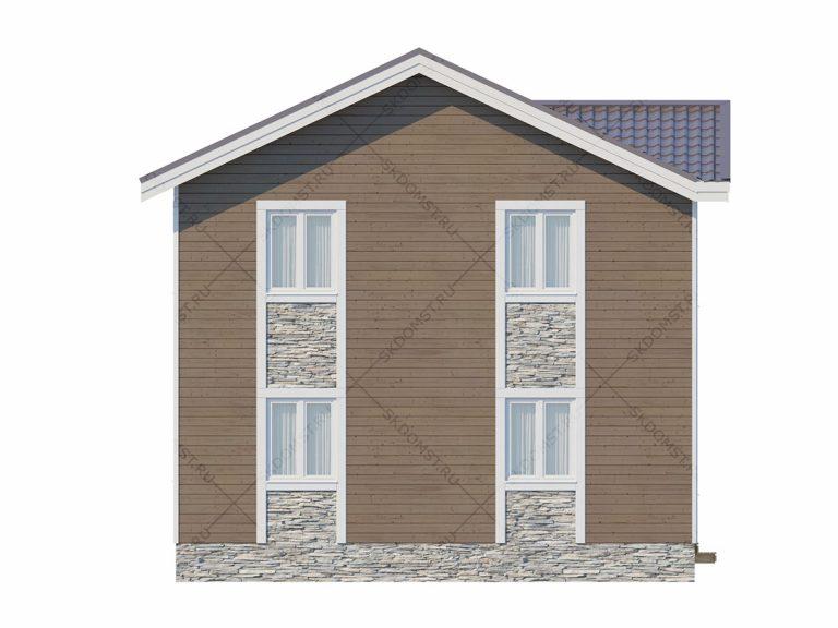 Проект-дома-Д-127-Фасад_2