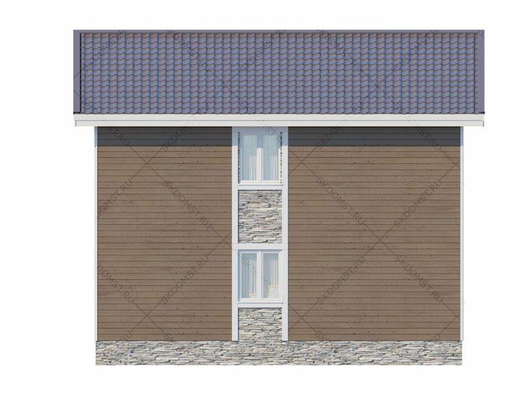 Проект-дома-Д-127-Фасад_3