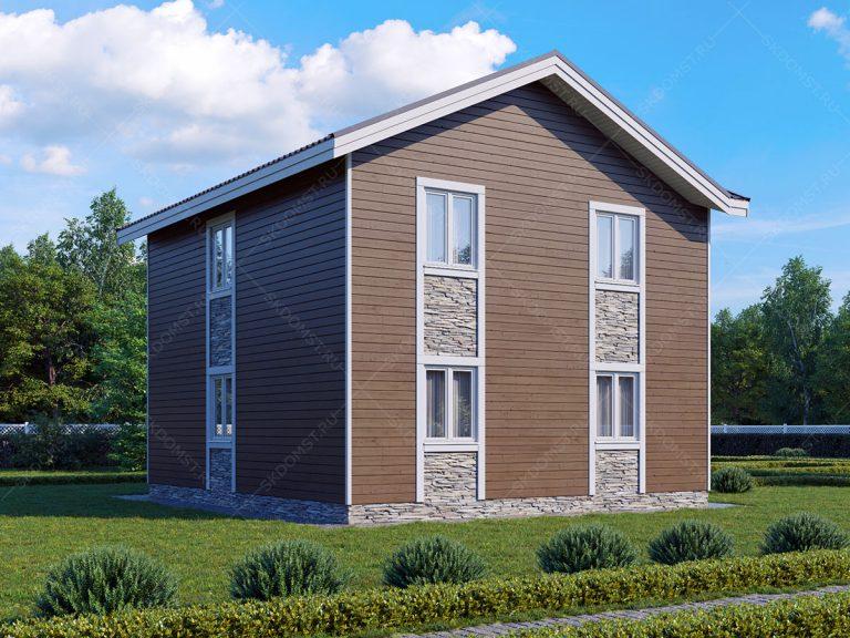 Проект-дома-Д-127-Внешний-вид-2