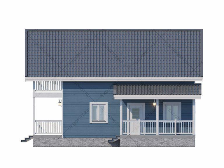 Проект-дома-Д-128-Фасад_1