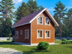 Проект-дома-Д-129-Внешний-вид-2