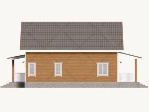 Проект-дома-Д-131_Фасад_3
