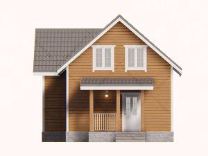 Проект-дома-Д-131_Фасад_4